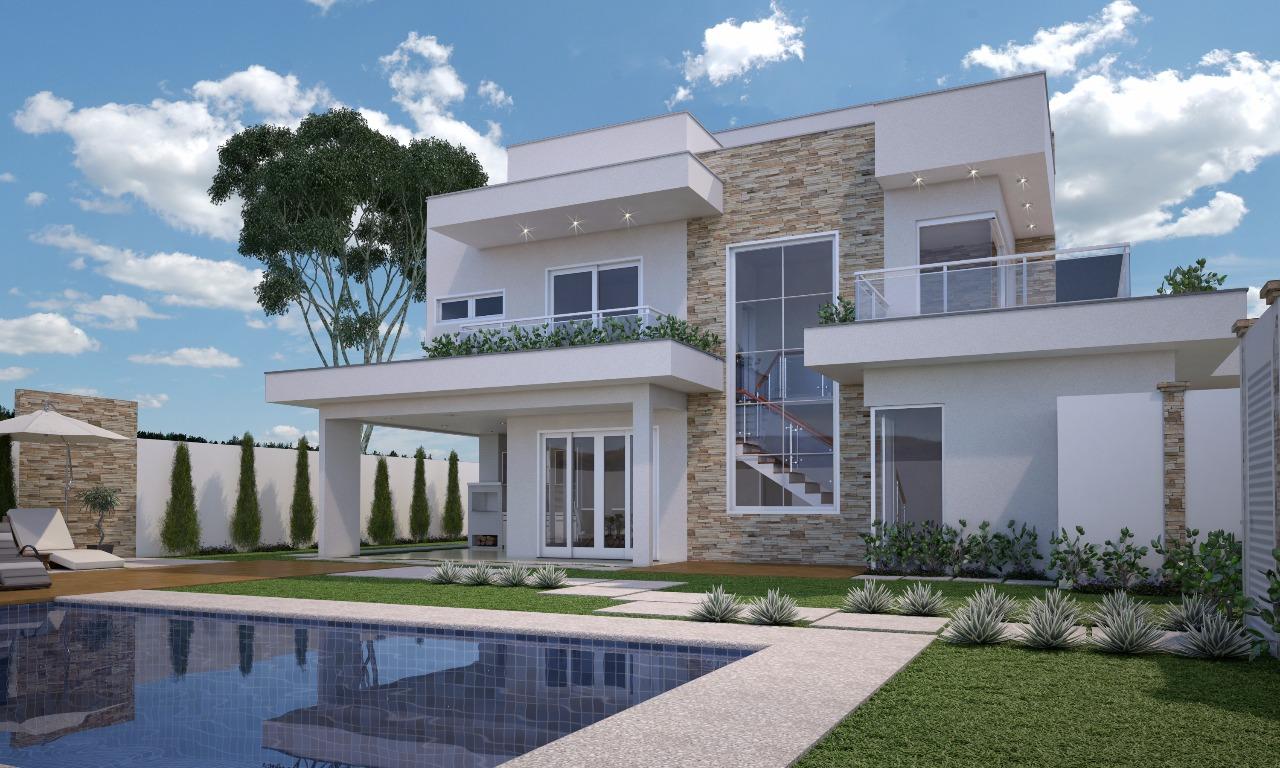 projeto residencial arquitetura - RP